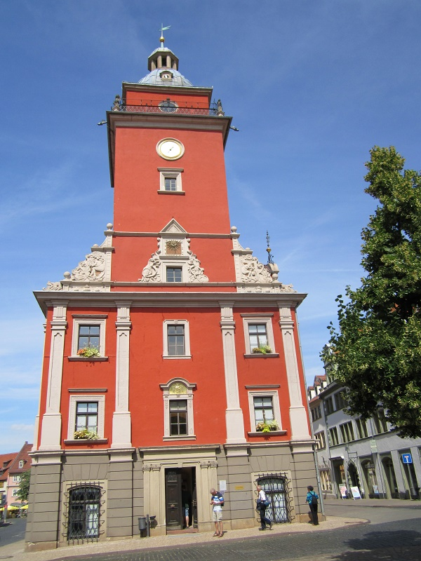 Rathausturm Gotha