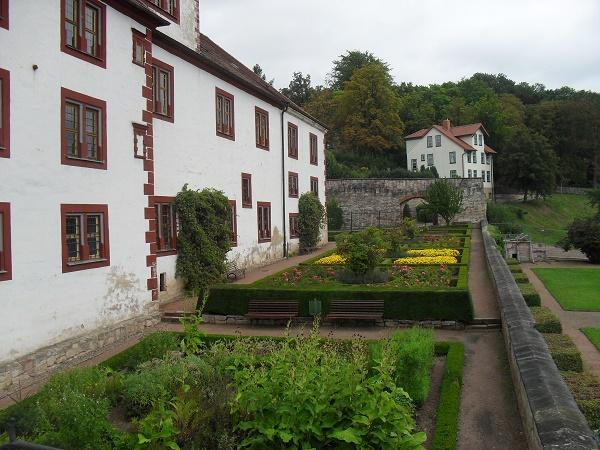 Schlossgarten Schmalkalden